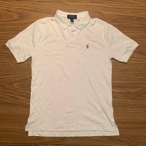 Ralph Lauren   Pima Polo Shirt, M
